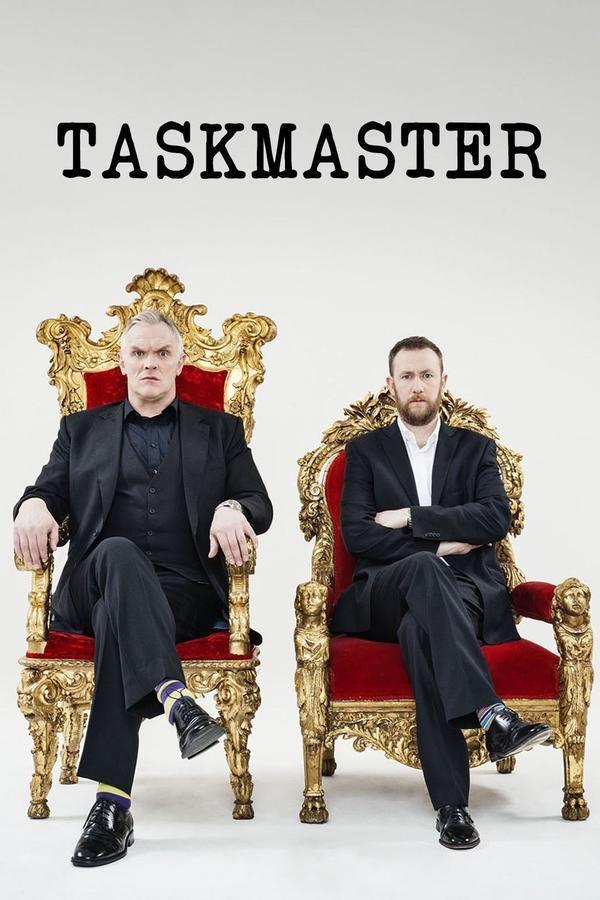 Taskmaster 8x04