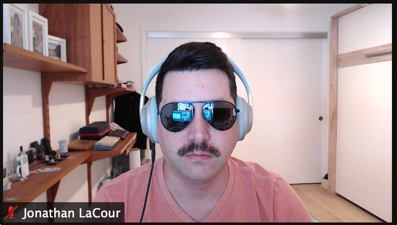 How to crash a Zoom meeting 👨🏻🕶