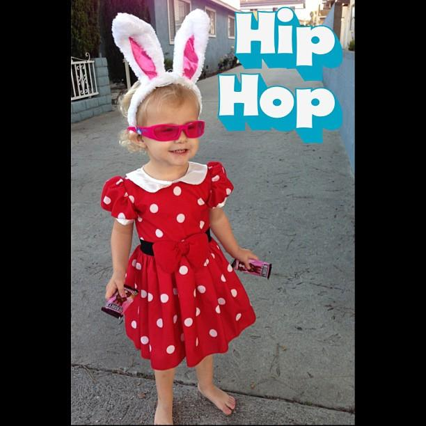 Hip hop, Easter is almost here!