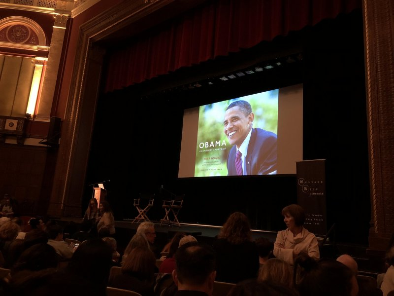 An evening with Pete Souza