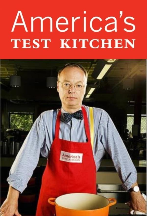 America's Test Kitchen 20x26