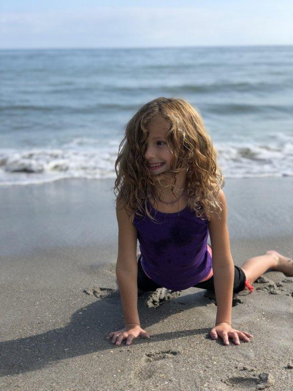 Mischievous Beach Colette