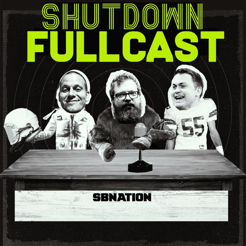 Shutdown Fullcast 7.38: Spencer Hall Loves Your Team