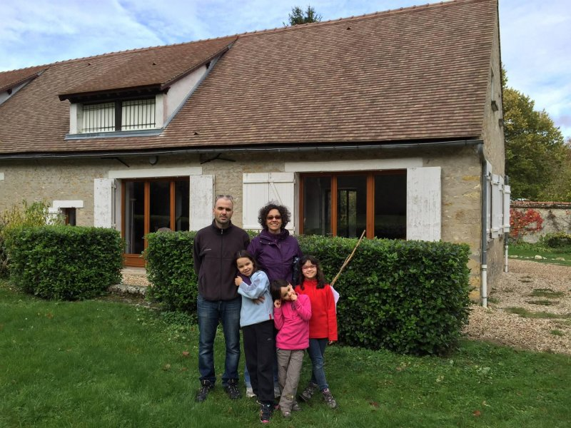 A visit to the French countryside.