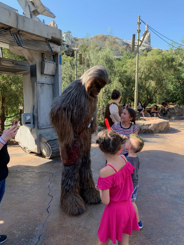 Visiting Star Wars: Galaxy's Edge 🚀🌌