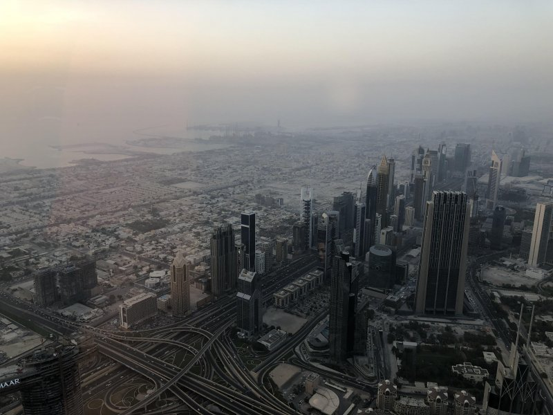 Three days in Dubai