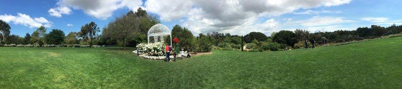 Sunday at the Botanical Gardens